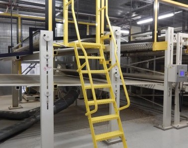 Access Ladder PF001