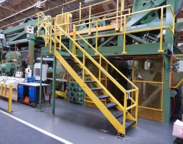 Access Platform & Steps AP003