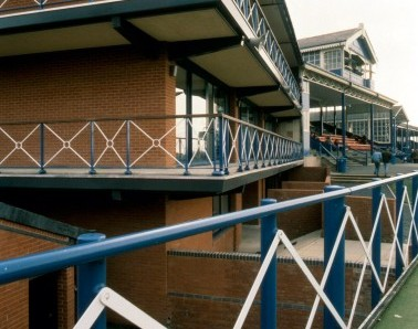 Bespoke Balcony Railing MW006