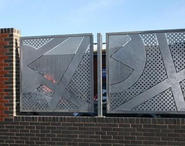 Bespoke Fence Panels MW005