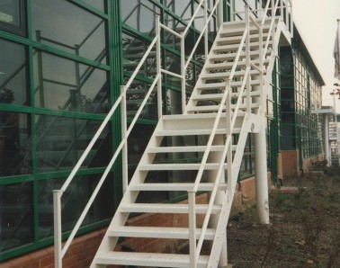 External Staircase PF486