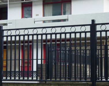 Ornamental Railings RL001