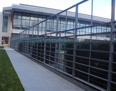 Steel Fence MW103