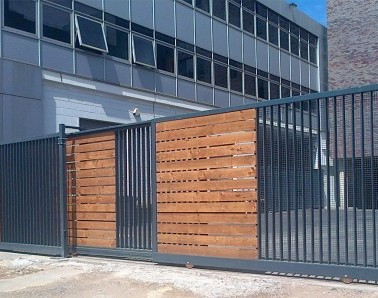 Telescopic Sliding Gate GT007